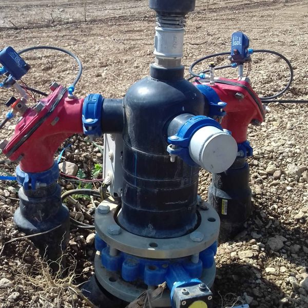 Detalle hidrante